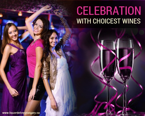 Indulge in a Fun Filled Celebration with Choicest Wines