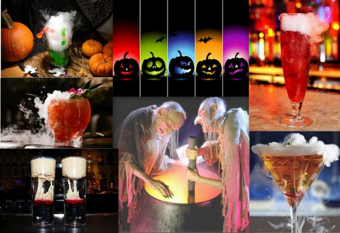 Have A Blast With Easy Yet Interesting Halloween Drink Recipes