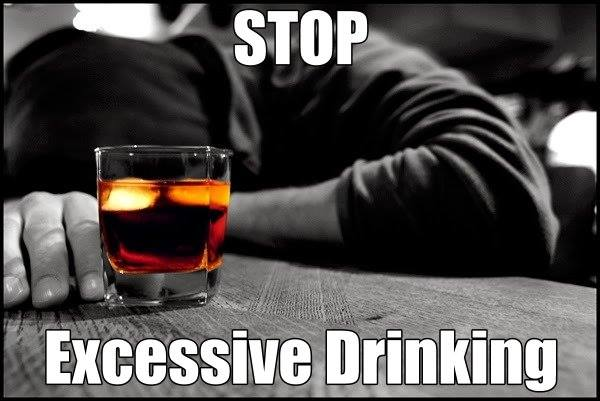 Execessive Drinking Effects