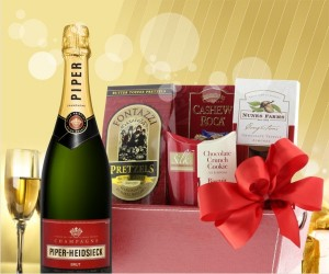 Why Champagne Makes Such a Special Gift