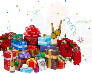 gifts and flowers delivery Canada