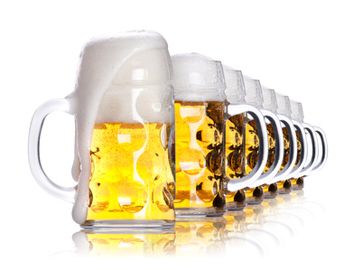 Drink Beer in Right Temperature