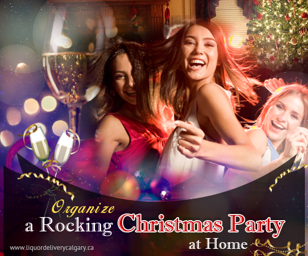 Throwing A Christmas Party At Home: How To Organize A Rocking Christmas Party At Home?