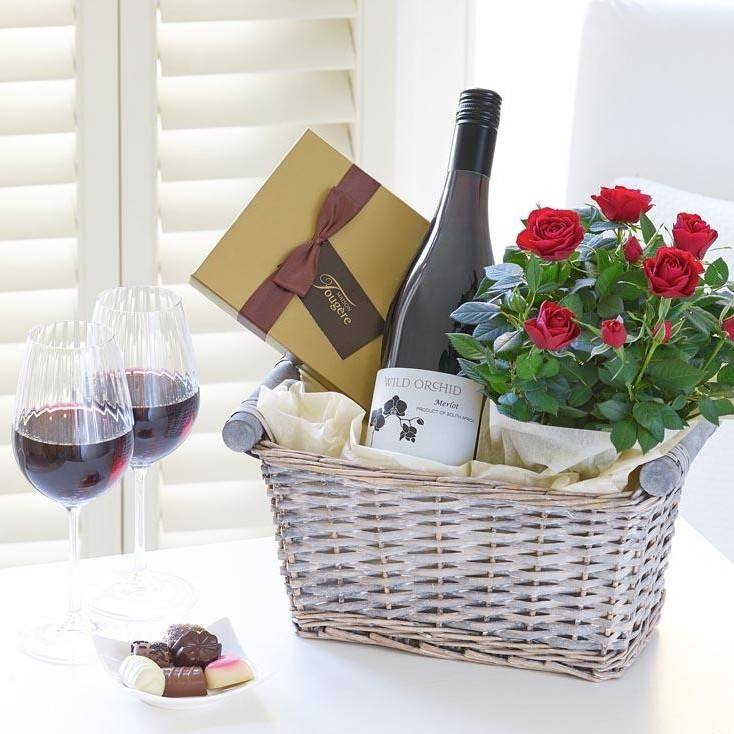 Flower And Gift Baskets For Delivery : Liquor delivery services in calgary se sw ne and nw