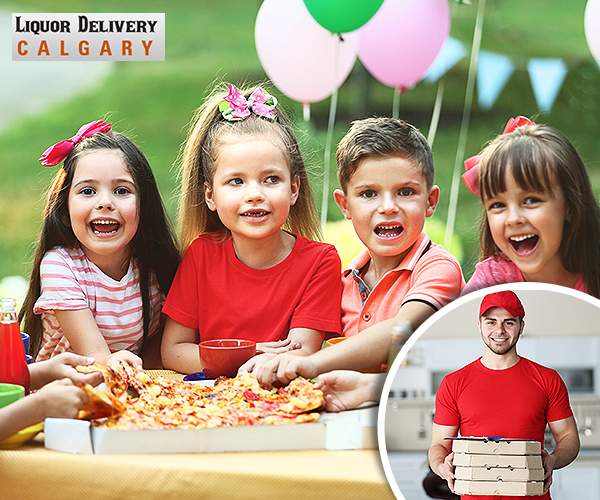 Authentic Pizza Delivery