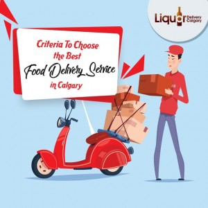 food delivery service in Calgary