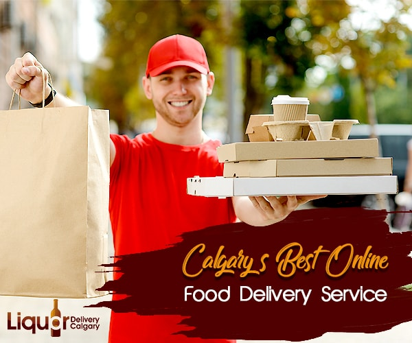 Food delivery Calgary