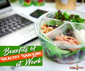 some benefits of ordering healthy snacks at workplace