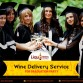 Prompt Wine Delivery Service in Calgary for A Graduation Party